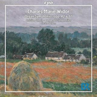 Widor: Organ Symphonies Volume 1 - Christian Schmitt (orgel)