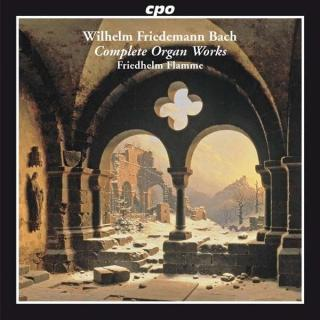Wf Bach: Complete Organ Works - Friedhelm Flamme (organ)
