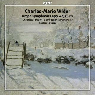 Widor: Organ Symphonies Volume 2 - Christian Schmitt (orgel)