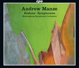 Brahms: Symphonies Nos. 1-4 - Helsingborg Symphony Orchestra/Andrew Manze