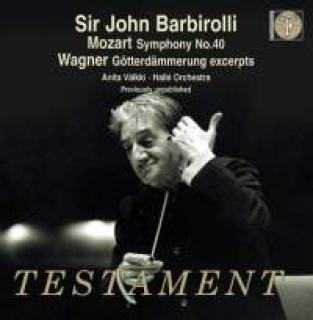 Barbirolli conducts Mozart & Wagner - Barbirolli, Sir John