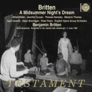 Britten, Benjamin: A Midsummer Night's Dream - Britten, Benjamin