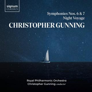 Symphonies 6 & 7, Night Voyage - Royal Philharmonic Orchestra / Gunning, Christopher