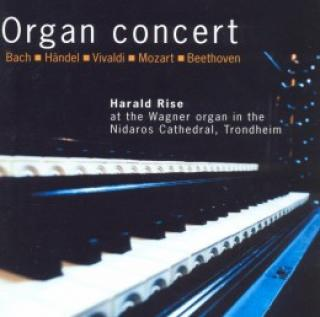 Organ Concert At Nidaros Cathedral - Rise,Harald