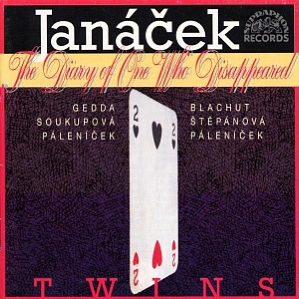 Janáček: The Diary of One Who Disappeared (2 versions) - Various Artists