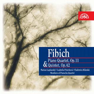 Fibich: Piano Quartet, Op. 11 & Quintet, Op. 42 - Various Artists