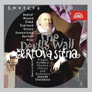 Smetana: The Devil's Wall. Opera in 3 Acts - Prague National Theatre Chorus & Orchestra / Chalabala, Zdenek