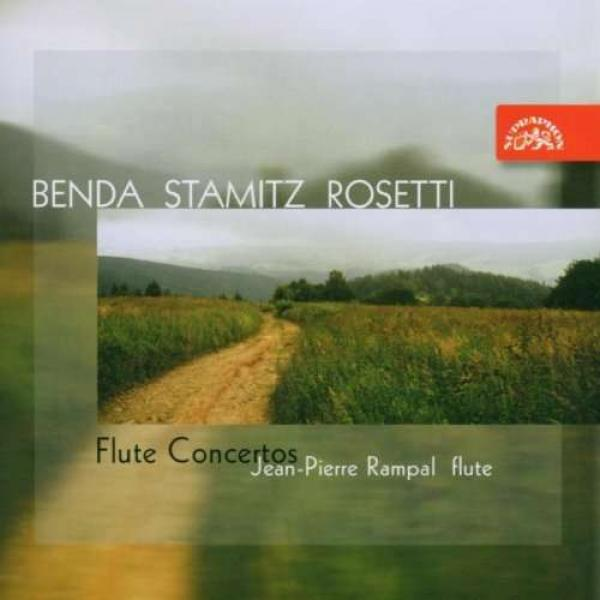 Benda, Stamitz & Rosetti: Concertos for Flute and Orchestra