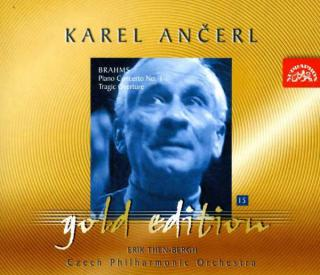 Ančerl Gold Edition 15. Brahms: Concerto for Piano in D minor, Tragic Overture, Op. 81