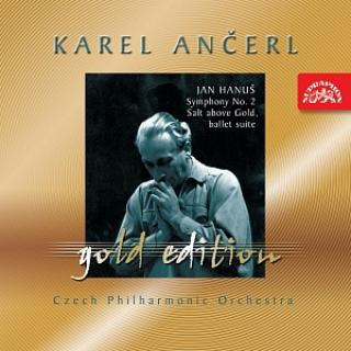 Ančerl Gold Edition 41. Hanuš: Salt Is Better Than Gold, Symphony No. 2