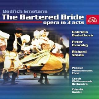 Smetana: The Bartered Bride. Opera in 3 Acts - Czech Philharmonic Orchestra / Košler, Zdeněk
