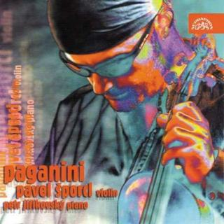 Paganini: Works for Violin and Piano
