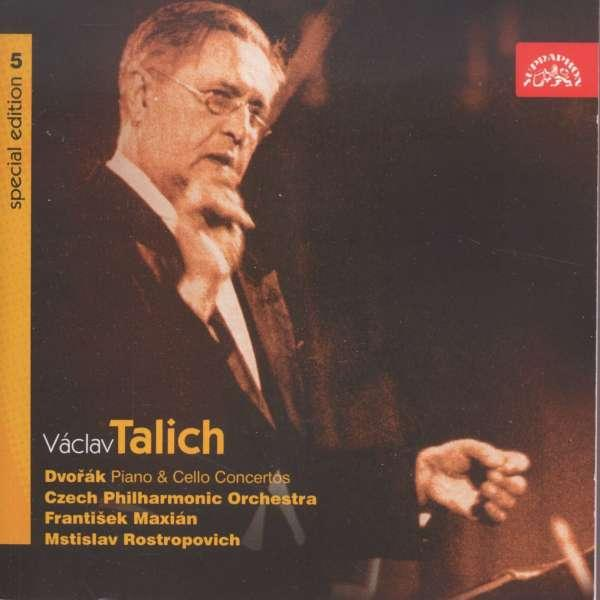 Talich Special Edition 5. Dvořák: Cello & Piano Concertos