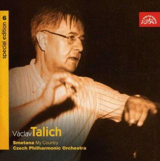 Talich Special Edition 6. Smetana: My Country