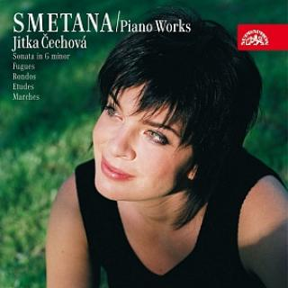 Smetana: Piano Works 7 (Sonata in G minor, Fugues, Rondos, Etudes, Marches) - Cechova, Jitka (piano)