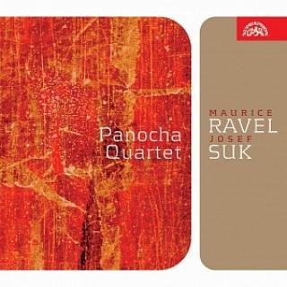 Suk: String Quartet No.1 in B flat major, Meditation - Ravel: String Quartet in F major - Panocha Quartet