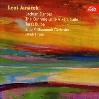 Janáček: Lachian Dances, Suite from The Cunning Little Vixen, Taras Bulba - Brno Philharmonic Orchestra / Hrůša, Jakub