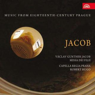 Jacob: Missa Dei Filii. Music from Eighteenth-Century Prague - Capella Regia Praha / Hugo, Robert