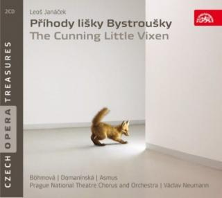 Janáček: The Cunning Little Vixen - Prague National Theatre Chorus & Orchestra / Neumann, Vaclav