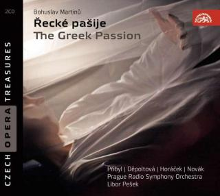 Martinů: The Greek Passion. Opera in 4 Acts