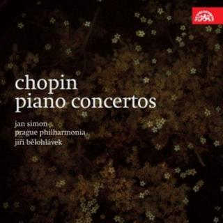 Chopin: Piano Concertos - Simon, Jan (piano) / Prague Philharmonia / Bělohlávek, Jiří