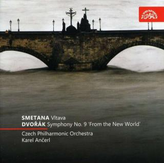 "Smetana: Vltava - Dvořák: Symphony No.9 in E minor ""From the New World"""