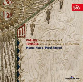 Voříšek: Missa in B-Flat Major - Tomášek: Messa con Graduale et Offertorio
