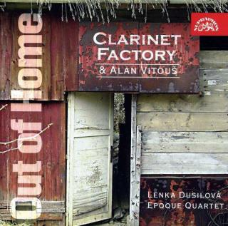 Out of Home - Clarinet Factory / Vitouš, Alan