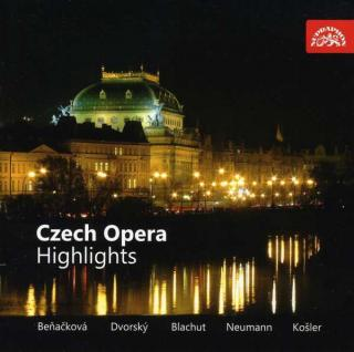 Czech Opera Highlights