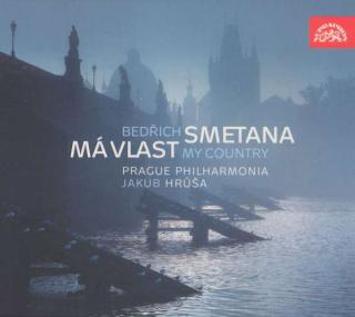 Smetana: My Country. A Cycle of Symphonic Poems - Prague Philharmonia / Hrůša, Jakub