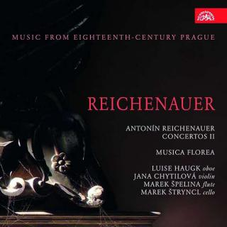 Reichenauer: Concertos II. Music from Eighteenth-Century Prague - Musica Florea / Štryncl, Marek