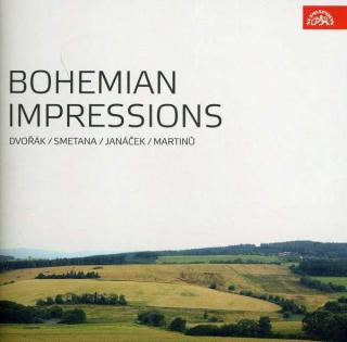 Bohemian Impressions. Music Inspired by the Czech Landscape - Various Artists