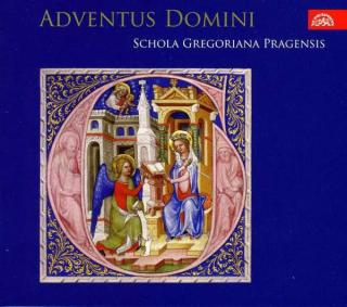 "Adventus Domini. Advent ""Rorate Mass"" in Bohemia in the 15th and 16th Century - Schola Gregoriana Pragensis / Eben, David"