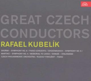 Rafael Kubelík. Great Czech Conductors