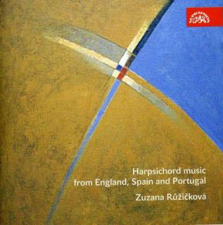Harpsichord Music from England, Spain and Portugal