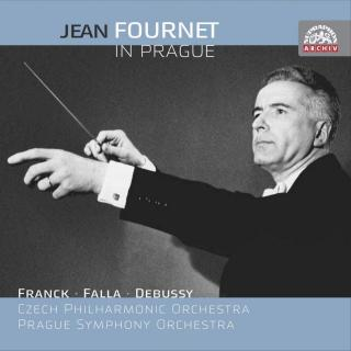 Jean Fournet in Prague - Fournet, Jean