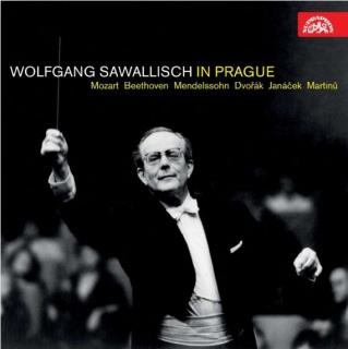 Wolfgang Sawallisch in Prague - Various Artists / Sawallisch, Wolfgang