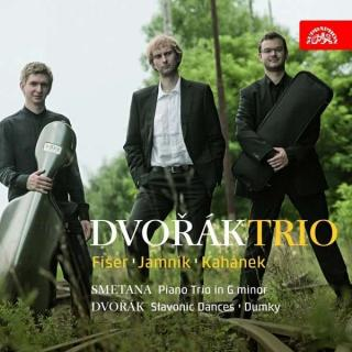 Dvořák: Dumky, Slavonic Dances - Smetana: Piano Trio in G minor