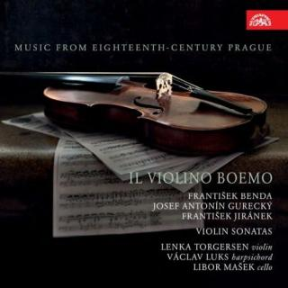 Il Violino Boemo. Music from Eighteenth-Century Prague - Torgersen, Lenka (baroque violin)