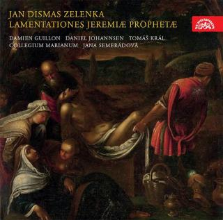 Zelenka: The Lamentations of Jeremiah The Prophet - Collegium Marianum / Semerádová, Jana