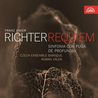 Richter: Requiem - Czech Ensemble Baroque / Válek, Roman