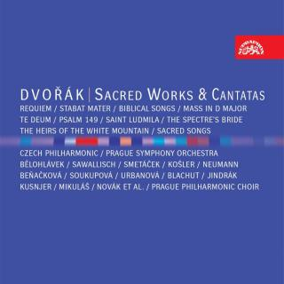 Dvořák: Sacred Works & Cantatas - Various Artists