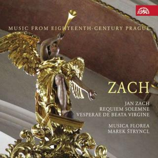 Zach, Jan: Requiem solemne in c minor & Vesperae de Beata Virgine - Stryncl, Marek