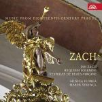 Zach, Jan: Requiem solemne in c minor & Vesperae de Beata Virgine <span>-</span> Stryncl, Marek