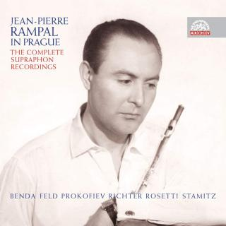 Jean-Pierre Rampal - Prague Recordings / The Complete Supraphon Recordings - Rampal, Jean-Pierre (flute)