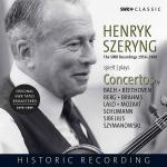 Henryk Szeryng Plays Violin Concertos - The SWR Recordings 1956-1984 <span>-</span> Szeryng, Henryk (violin)