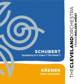 Schubert: Symphony No. 9 in C Major / Krenek: Static and Ecstatic