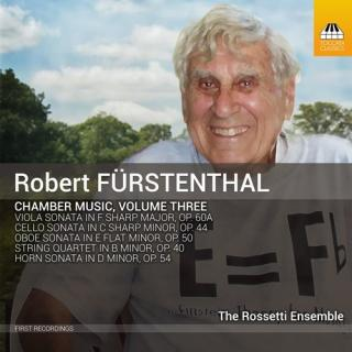 Robert Fürstenthal: Chamber Music, Vol. 3 - The Rossetti Ensemble