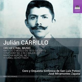 Julián Carrillo: Orchestral Music