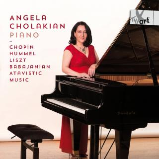 Cholakian, Angela: piano - Cholakian, Angela